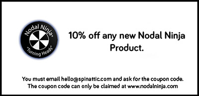 Nodal Ninja Discount Coupon