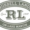 Russell Lands On Lake Martin